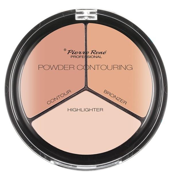Powder Contouring